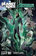 Planet of the Apes Green Lantern Vol 1 3