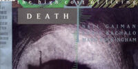 Death: The High Cost of Living/Covers