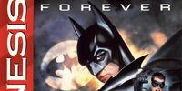 Batman Forever (Home Console)