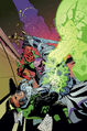 Green Lantern Corps Vol 2 3 Textless