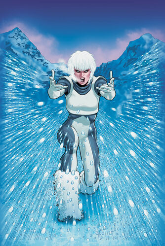 Textless [[Kevin Maguire Maguire]] Variant