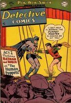 Detective Comics 182