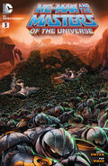 He-Man and the Masters of the Universe Vol 2 3