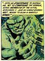 Kryptonite Man Earth-One 001