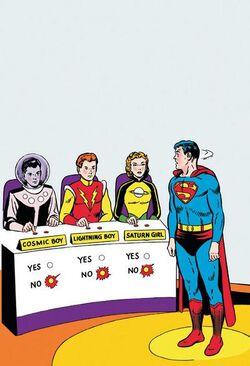 Legion of Super-Heroes 0001