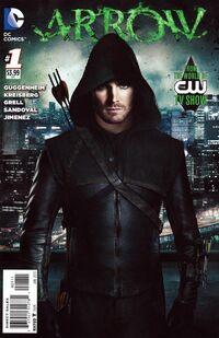 Arrow Vol 1 1