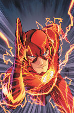 Flash, Barry Allen, Prime Earth, New 52