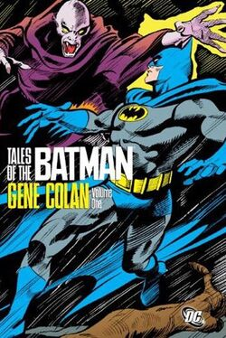Cover for the Tales of the Batman: Gene Colan Vol 1 Trade Paperback