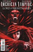 American Vampire Lord of Nightmares Vol 1 2