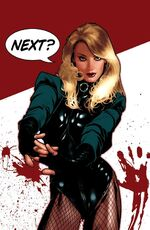 Black Canary, Dinah Laurel Lance
