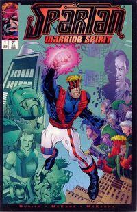 Spartan Warrior Spirit Vol 1 1