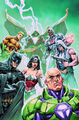 Justice League Vol 2 32 Textless Variant