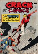 Crack Comics Vol 1 37