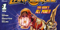 Larfleeze/Covers