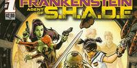 Frankenstein, Agent of S.H.A.D.E. Vol 1 1
