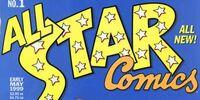 JSA Returns: All-Star Comics/Covers