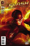 The Flash Season Zero Vol 1 2