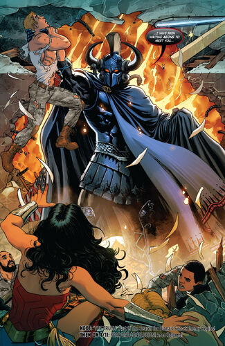 Ares (Prime Earth) | DC Database | FANDOM powered by Wikia