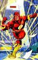 Flash Wally West 0072