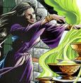 Morgana Dark Knight of the Round Table 001