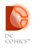 Red Lantern DC logo