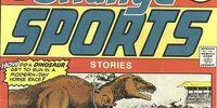 Strange Sports Stories Vol 1 2