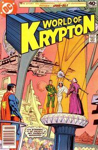 World of Krypton v.1 1