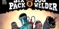 Sixpack and Dogwelder: Hard-Travelin' Heroz Vol 1 1
