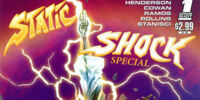 Static Shock Special/Covers