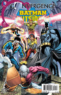 Convergence Batman and the Outsiders Vol 1 1