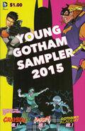 Young Gotham Sampler Vol 1 nn