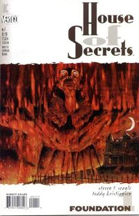 House of Secrets Vol 2 1