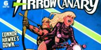 Green Arrow and Black Canary Vol 1 6
