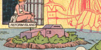 Transformation Island