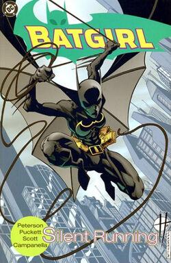 Cover for the Batgirl: Silent Running Trade Paperback