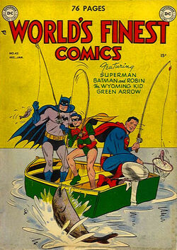 World's Finest Comics 43
