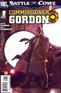 Battle for the Cowl Commissioner Gordon Vol 1 1