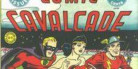 Comic Cavalcade/Covers