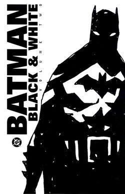 Cover for the Batman: Black & White, Vol. 2 Trade Paperback