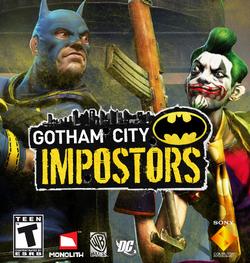 Gotham City Imposters Box