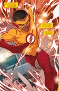 Kid Flash Wally West Prime Earth 0001