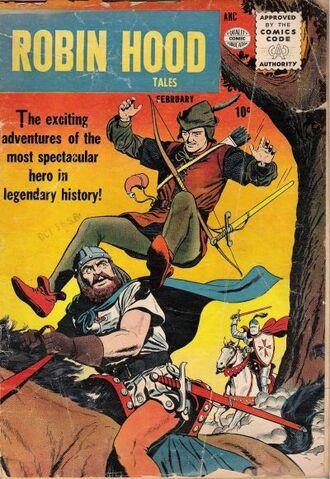 File:Robin Hood Tales Vol 1 1.jpg