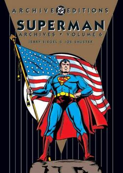 Cover for the The Superman Archives Vol. 6 Trade Paperback