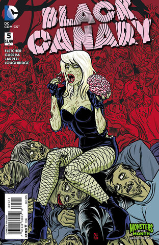 File:Black Canary Vol 4 5 Monsters of the Month Variant.jpg