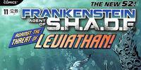 Frankenstein, Agent of S.H.A.D.E. Vol 1 11