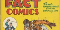 Real Fact Comics/Covers