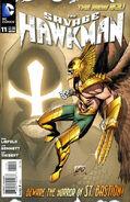 Savage Hawkman Vol 1 11