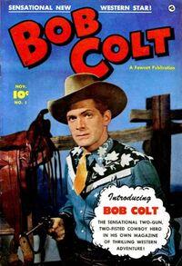 Bob Colt Vol 1 1