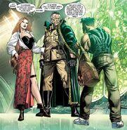 League of Assassins Batman in Bethlehem 0002