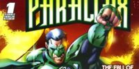 Tales of the Sinestro Corps: Parallax Vol 1 1